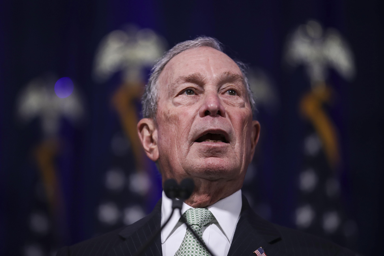 Mike Bloomberg advisor Doug Schoen stops working for Ukrainian billionaire Pinchuk, who donated to Trump's foundation