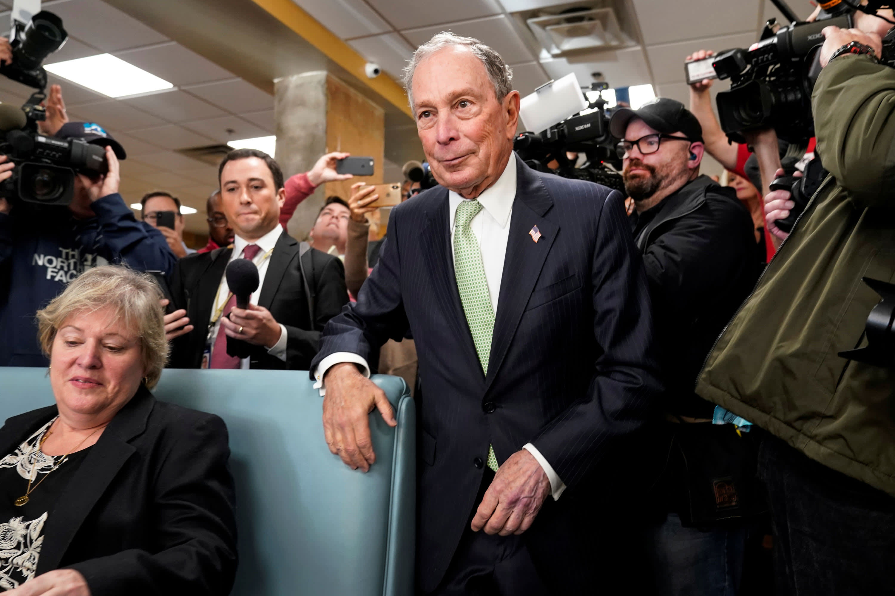 Bloomberg's huge donation helps his gun safety group raise record revenue in 2018
