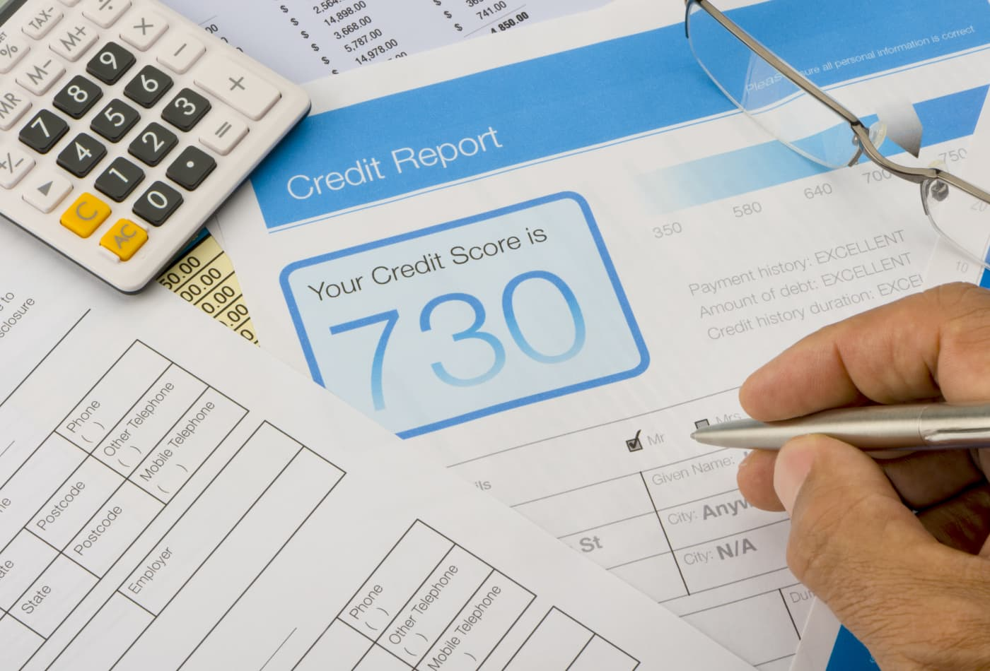 Free Credit Reports >> How To Get A Free Credit Report