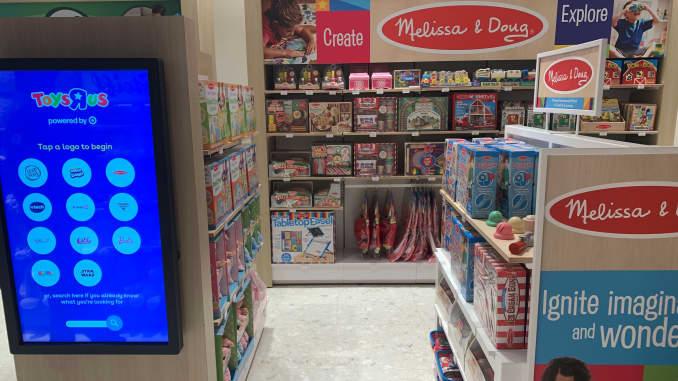 h/o: TRU new store 5