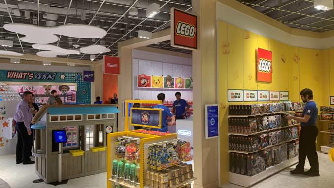 h/o: TRU new store 6