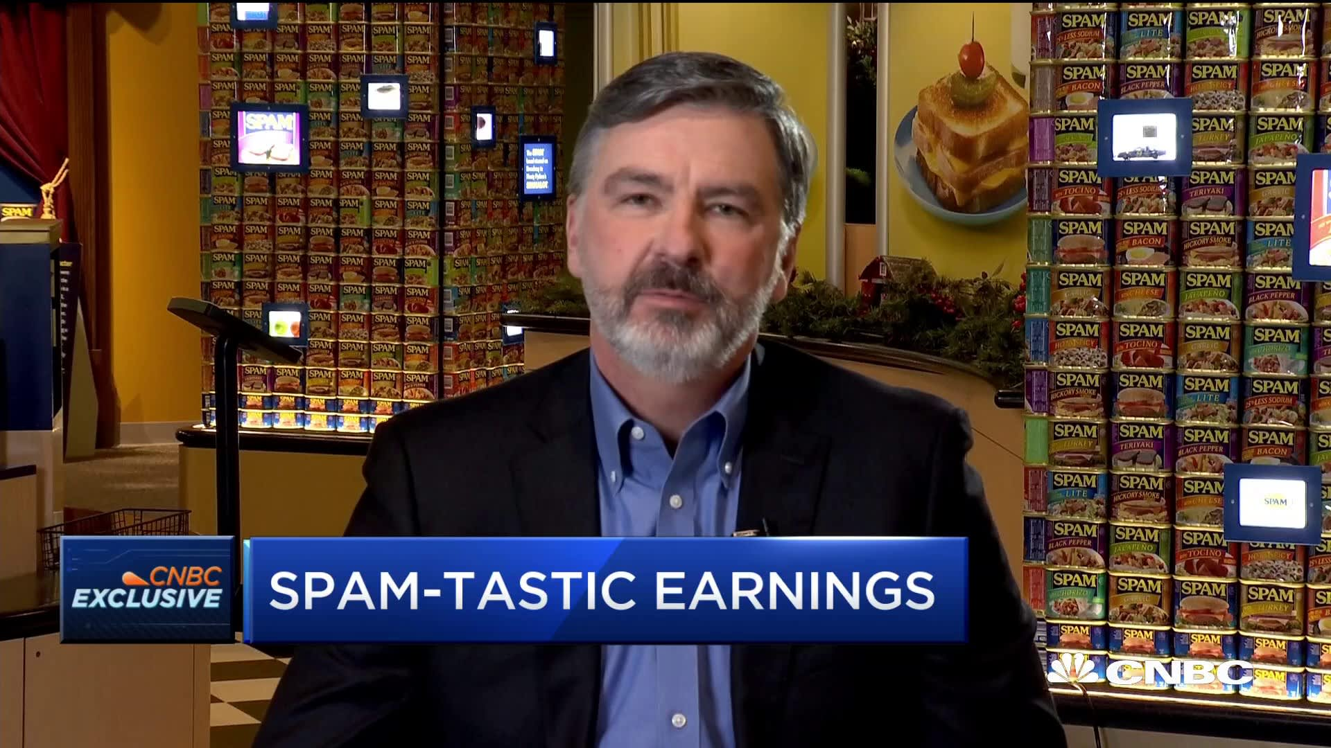 Hormel's Jim Snee: It was a very solid quarter for us