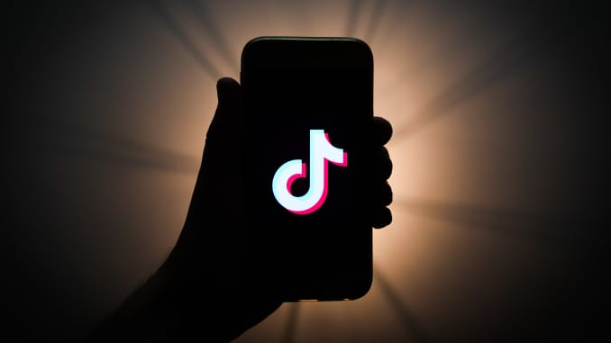Getty: TikTok image