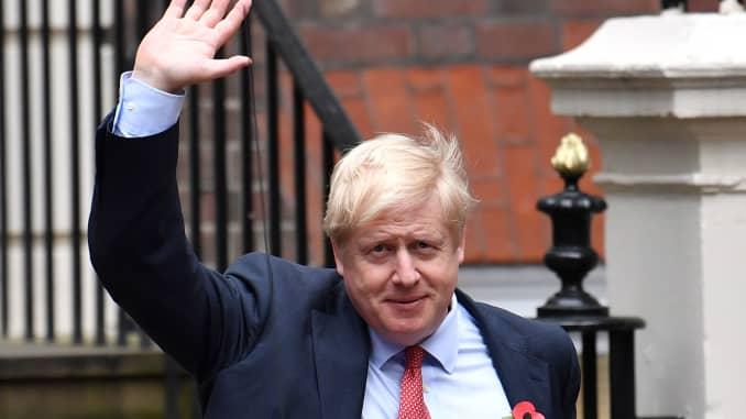 GP: Boris Johnson brexit vote