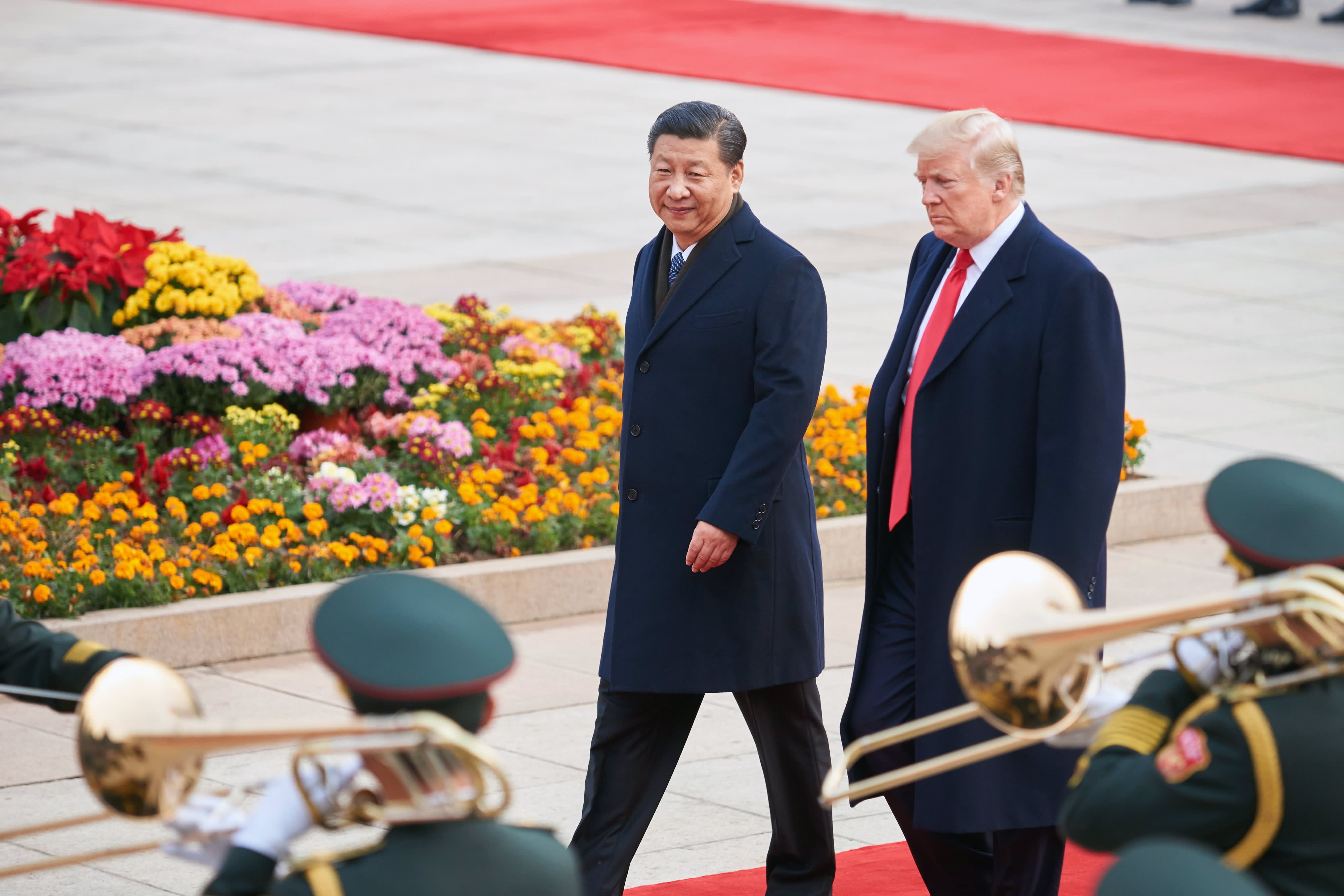 US and China disagree on the size of agriculture purchases, report says