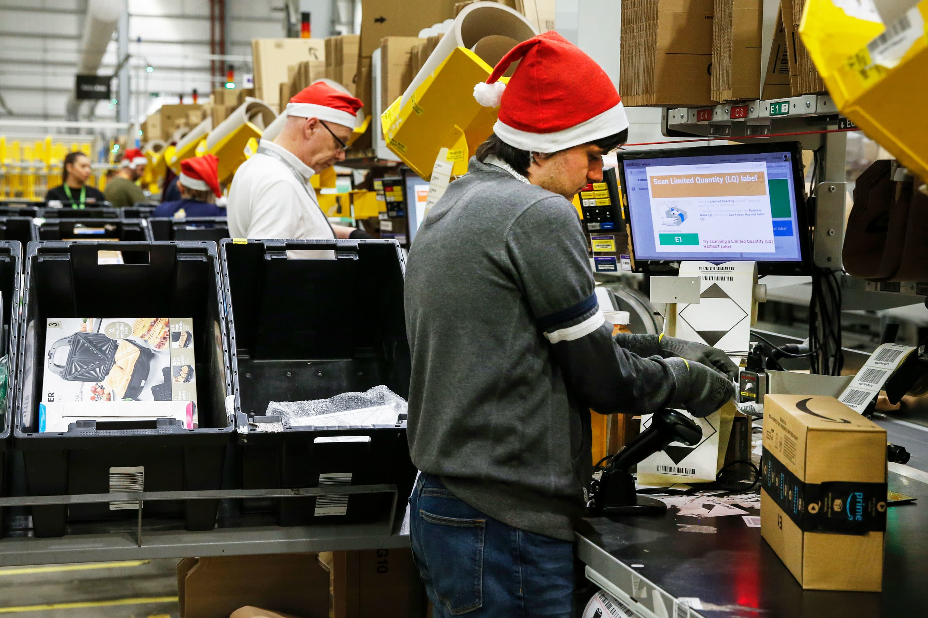 November's jobs report to show pick-up in pace from October, but mostly because of GM effect
