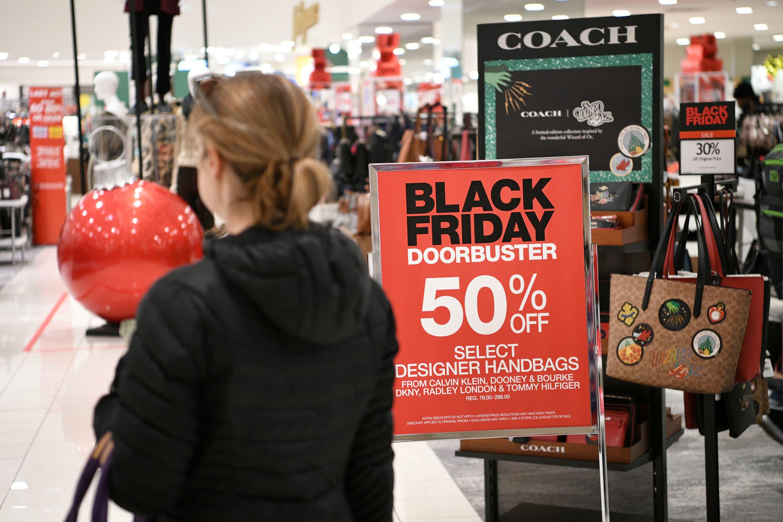 Psychology of Black Friday shopping: phenomenon and crowds
