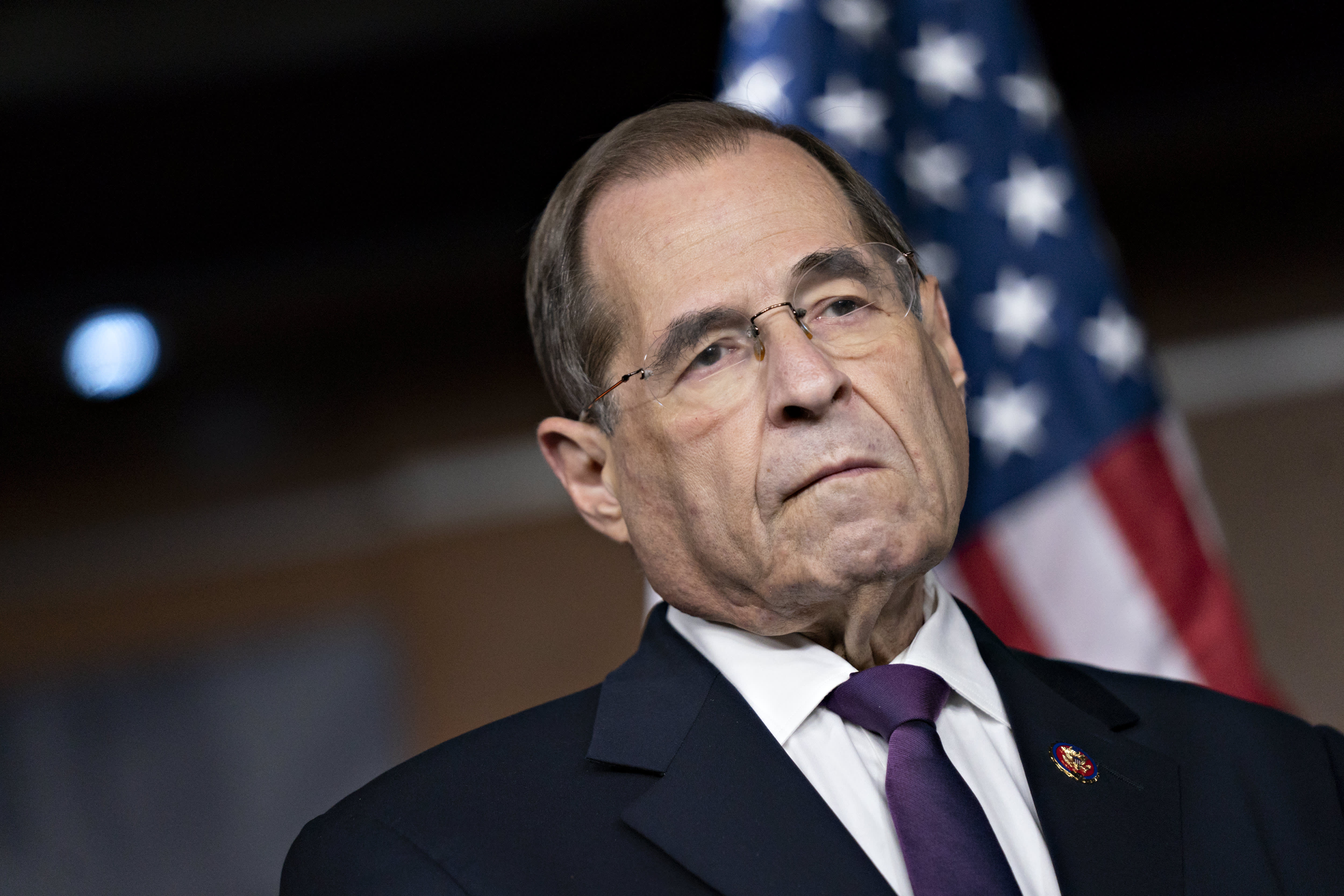 Jerry Nadler announces wife's cancer diagnosis, says he will miss part of impeachment trial
