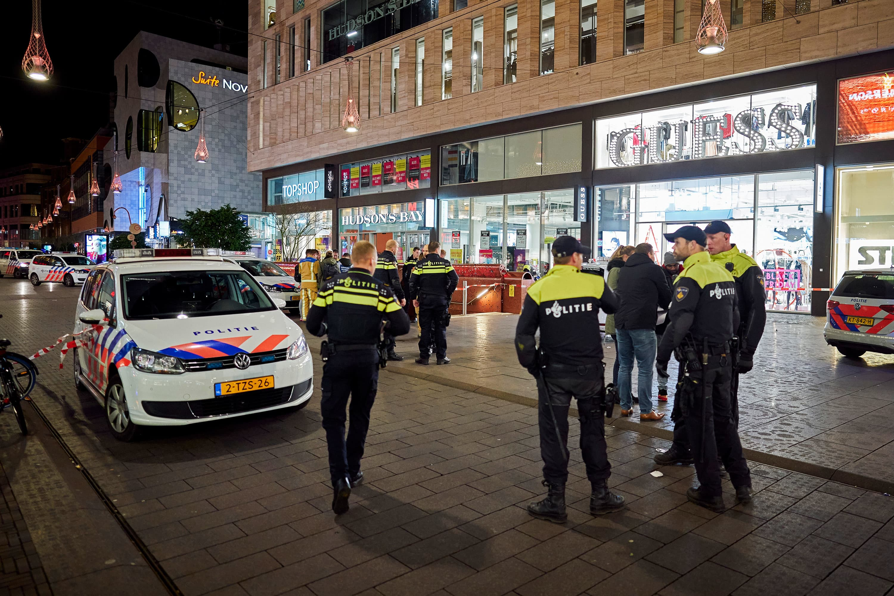 Several people wounded in stabbing on shopping street in The Hague