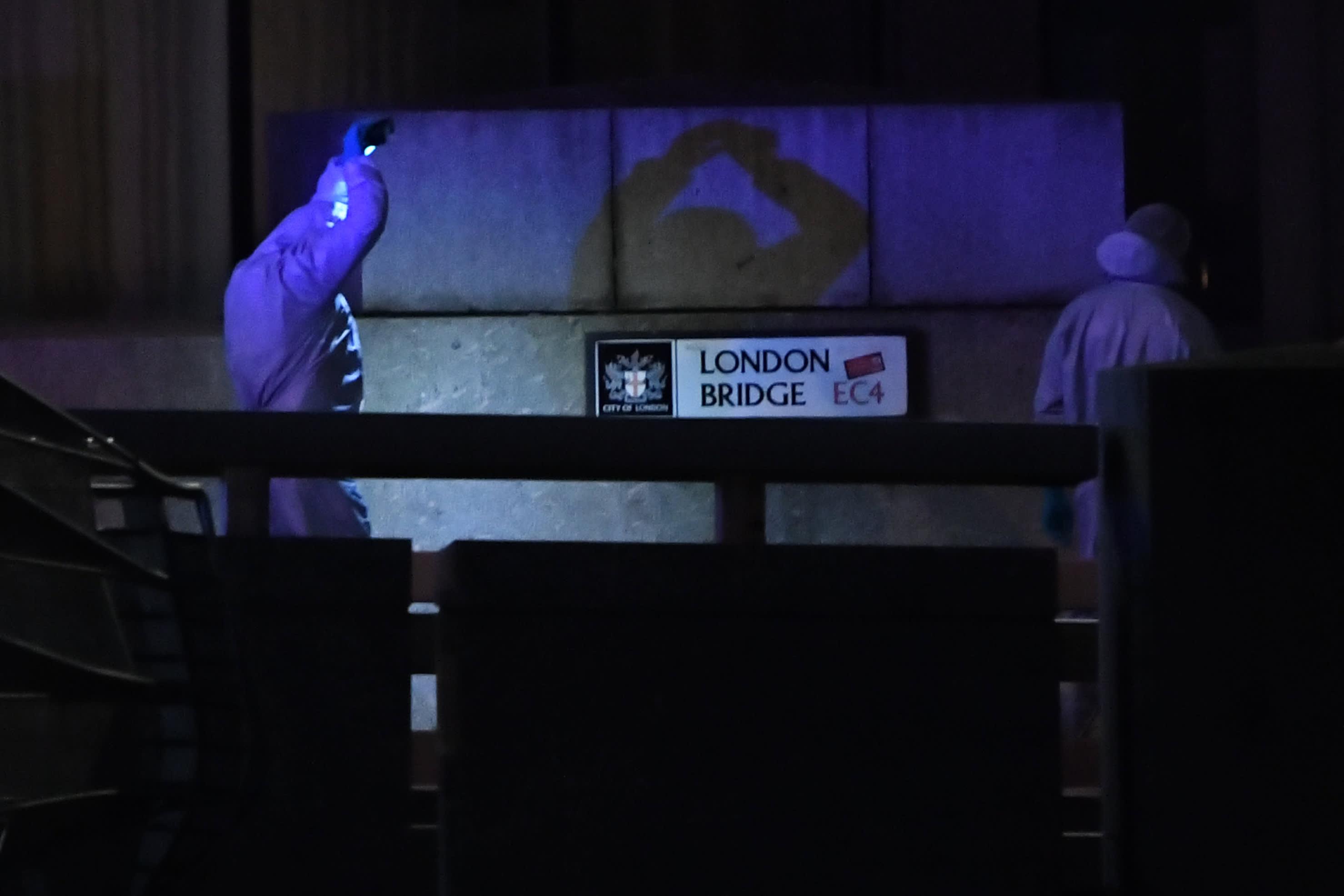 London Bridge attacker had previous conviction for terrorism offenses