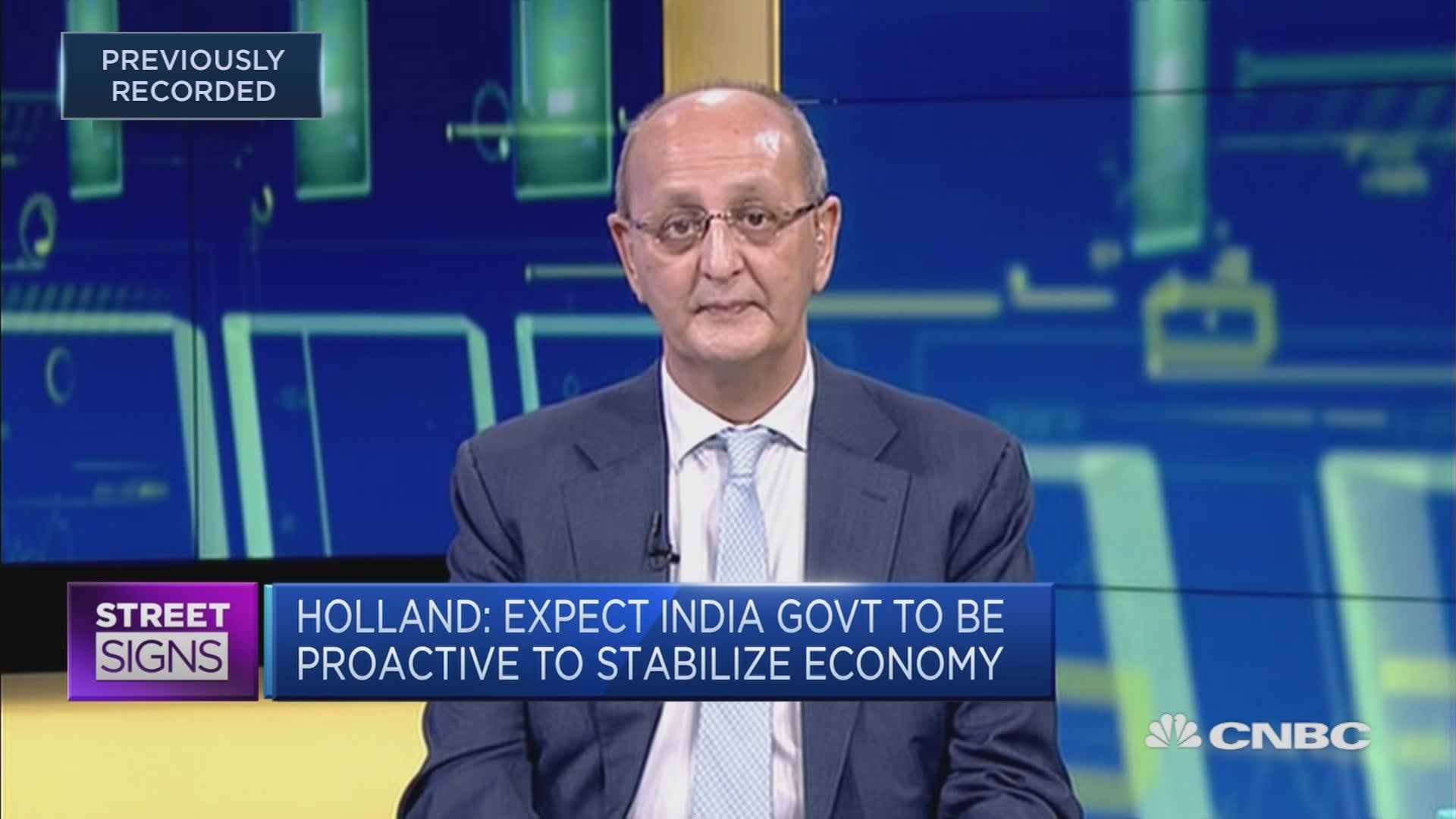 The RBI can play a bigger role in India in the short term: CEO