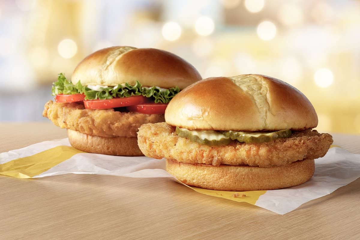 Look out Chick-fil-A and Popeyes, McDonald's new chicken sandwich is 'really good,' analyst says