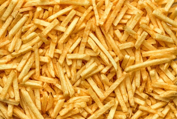 A french fry shortage could be coming after weak potato harvest