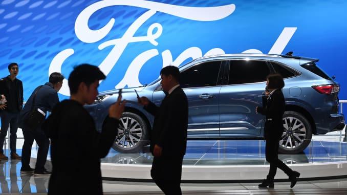 GP: Ford China
