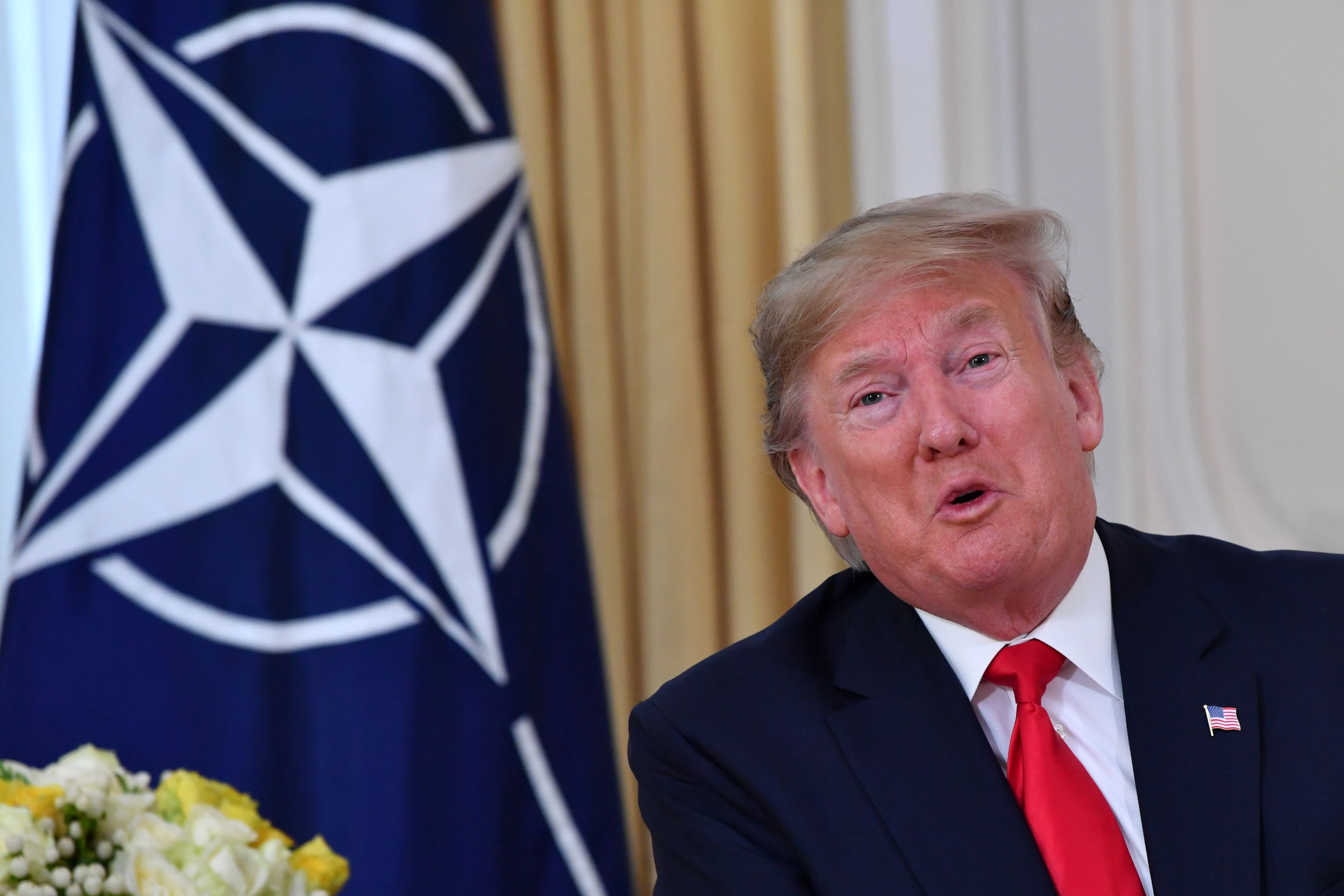 Three charts that show why Trump thinks NATO is a bad deal