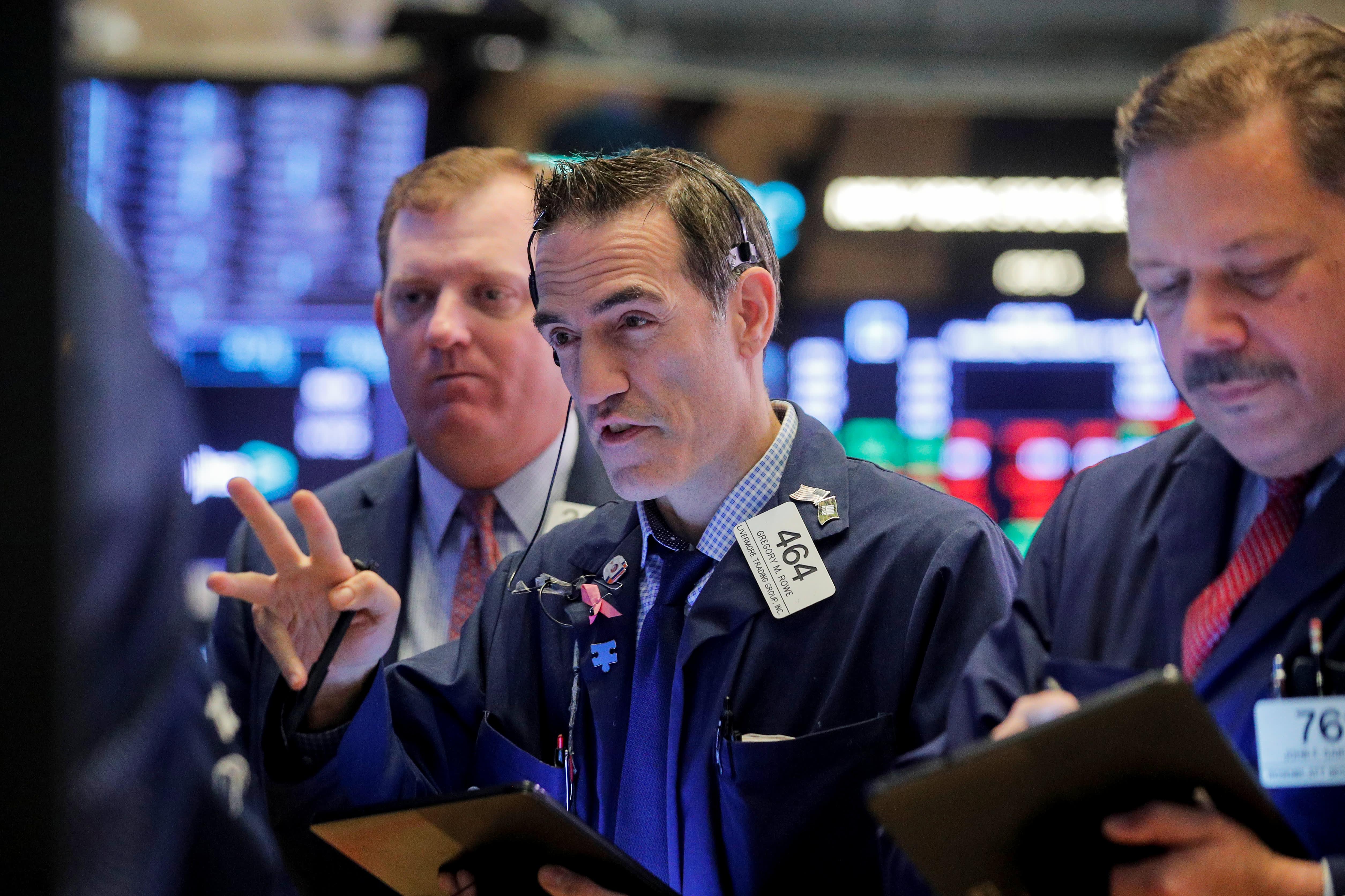 Stocks making the biggest moves premarket: J&J, Moderna, Netflix, Boeing, IBM, Xerox & more
