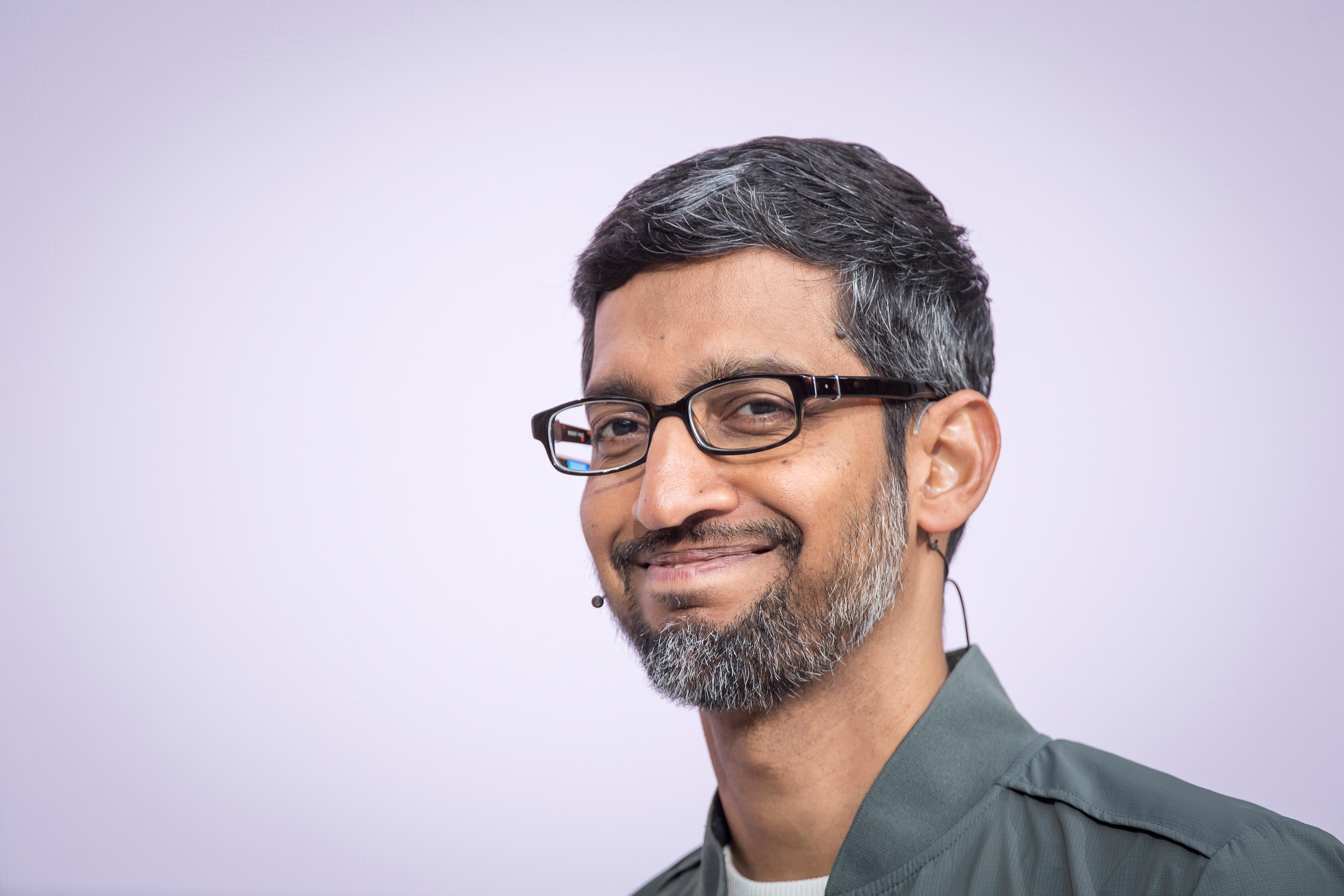 Sundar Pichai just got the worst job in Silicon Valley