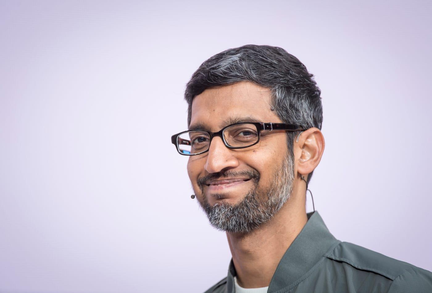 Alphabet, Google's parent company, hits trillion-dollar market cap for first time