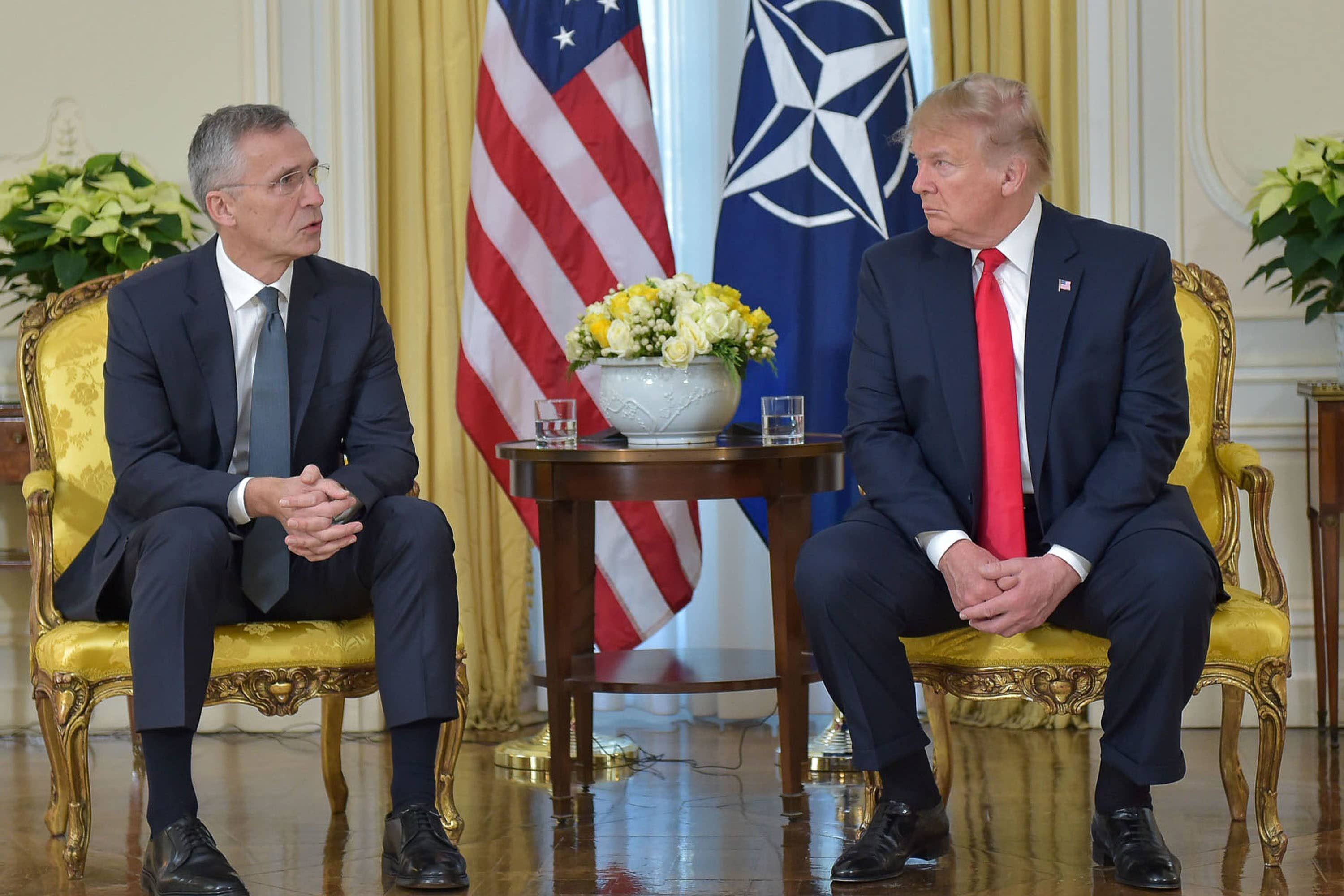 During the NATO summit, the US needs the EU to focus on trade, not just defense spending