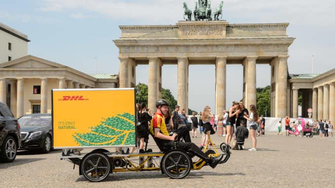 H/O: DHL Cargo bikes