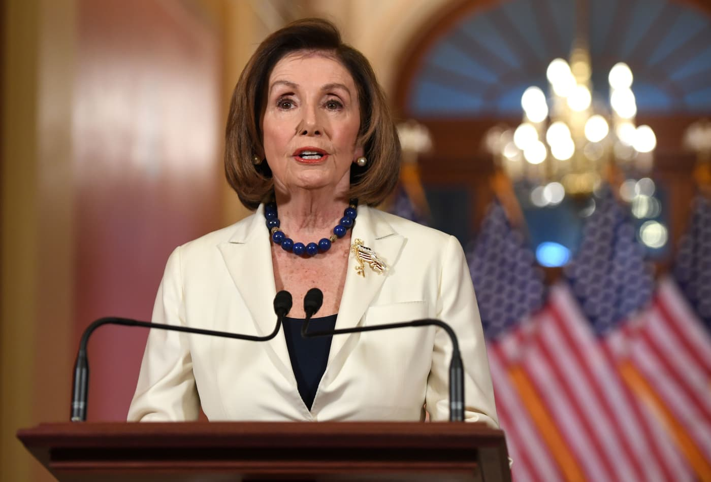 Pelosi directs House Democrats to proceed with articles of impeachment against Trump
