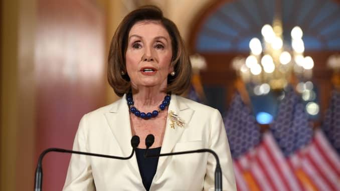 GP: Nancy Pelosi 191205 US-politics-impeachment