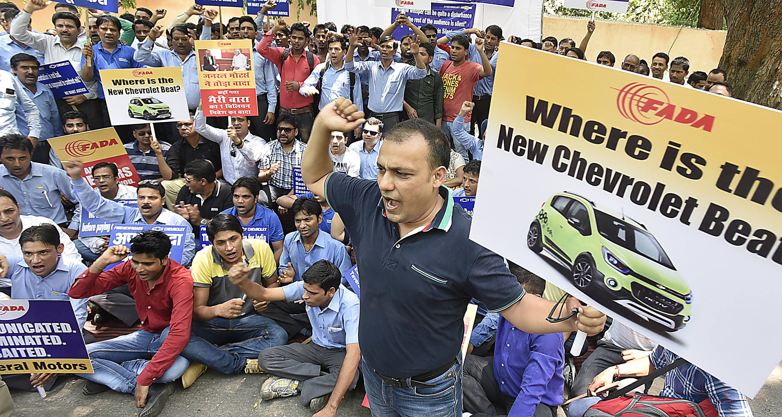 What GM leaving India means for US automakers