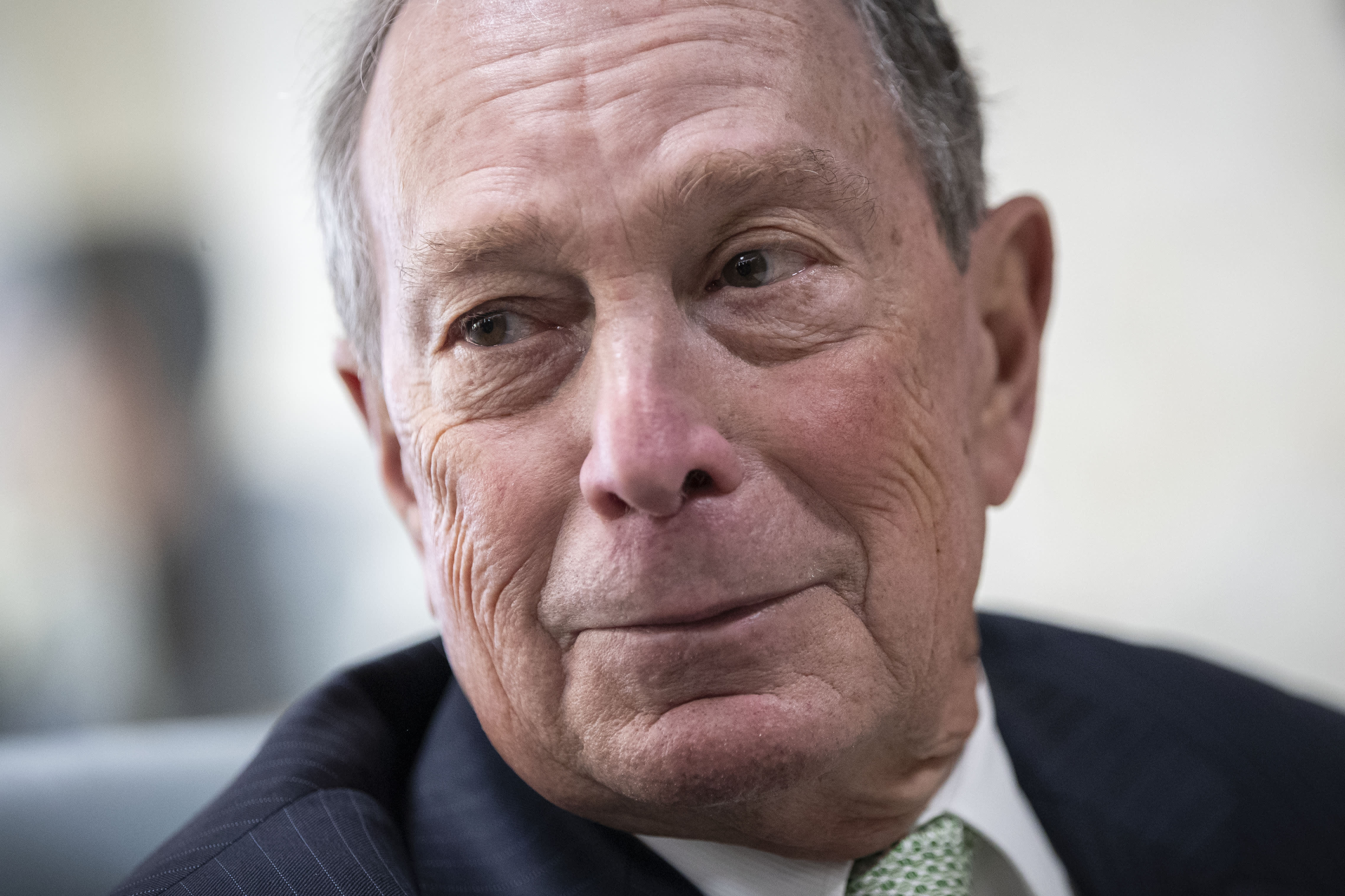 'I have the same rights as anybody else' to run in the 2020 election, Mike Bloomberg says