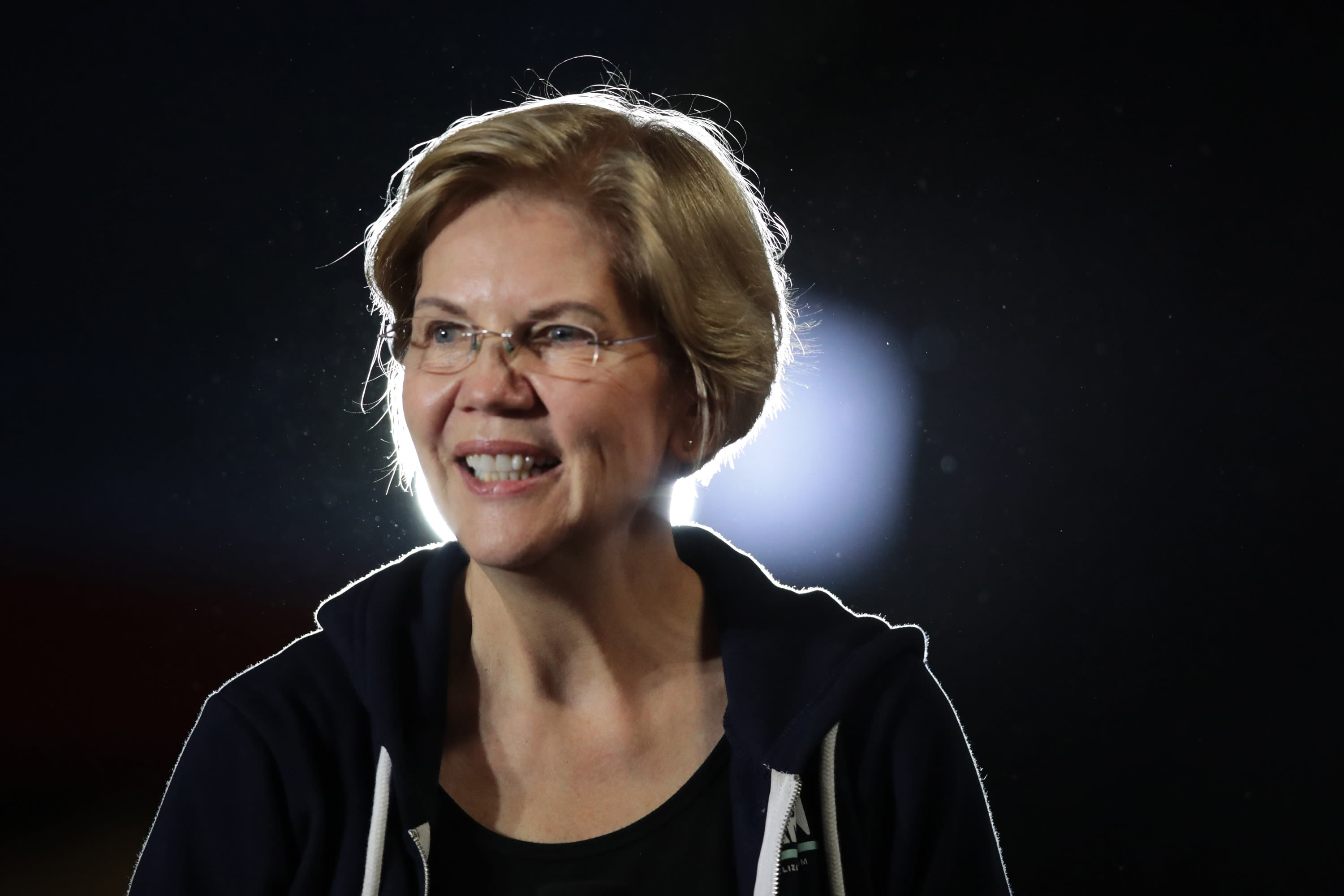 Elizabeth Warren releases doctor's note describing good health as voters weigh ages of 2020 presidential contenders