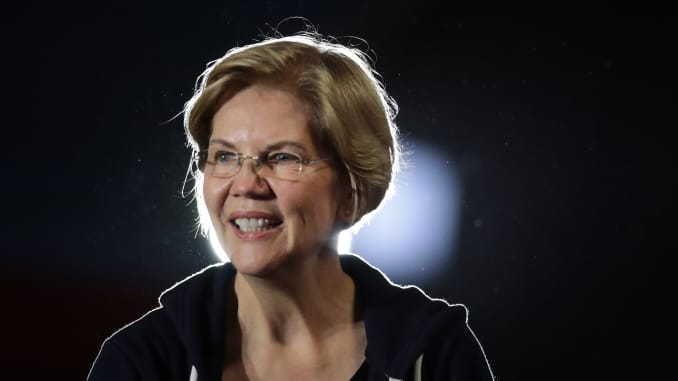 GP: Democratic Presidential Candidate Sen. Elizabeth Warren Campaigns In Iowa