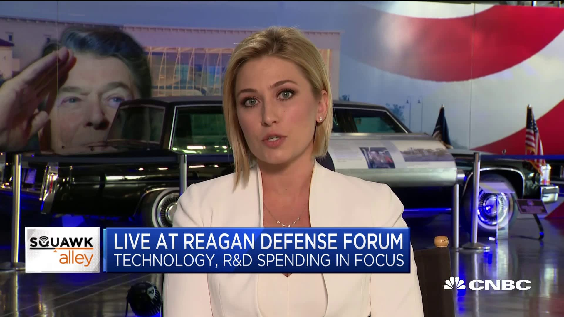 Here's what to expect from the Reagan National Defense Forum