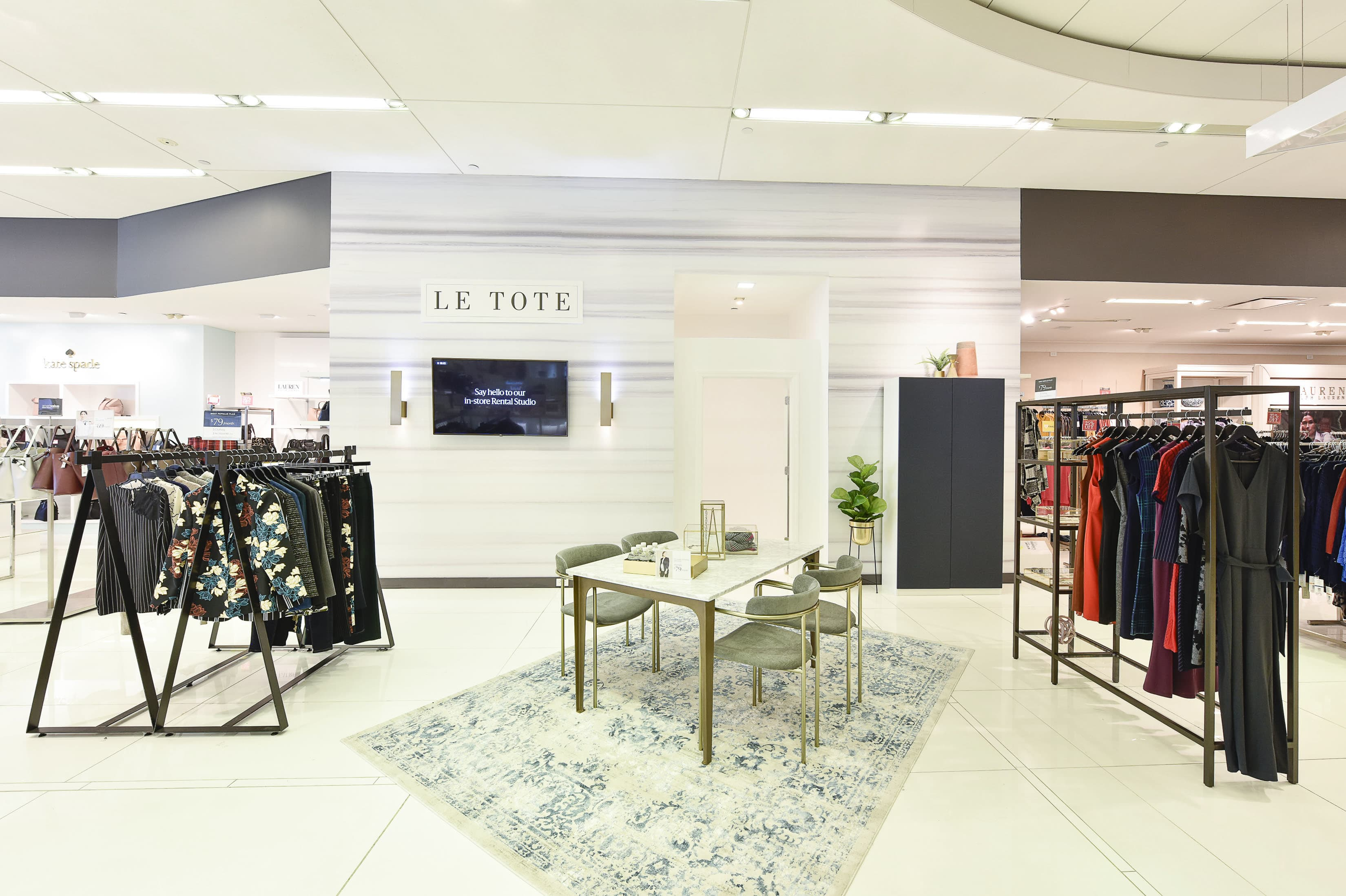 Lord & Taylor is plotting its comeback under new owner Le Tote, starting with a SoHo pop-up shop