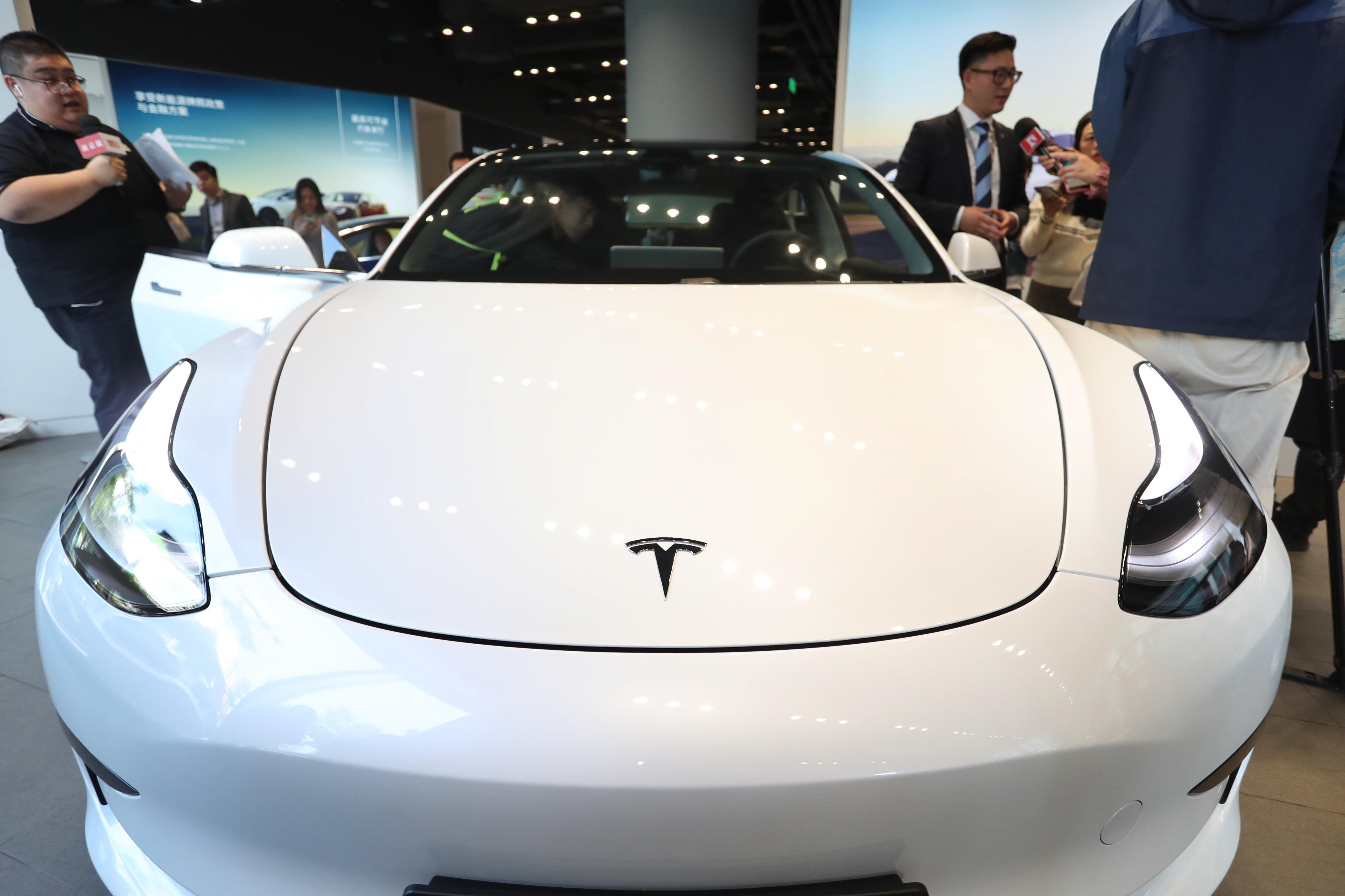 Here's why Tesla is a 'faith stock,' according to trader
