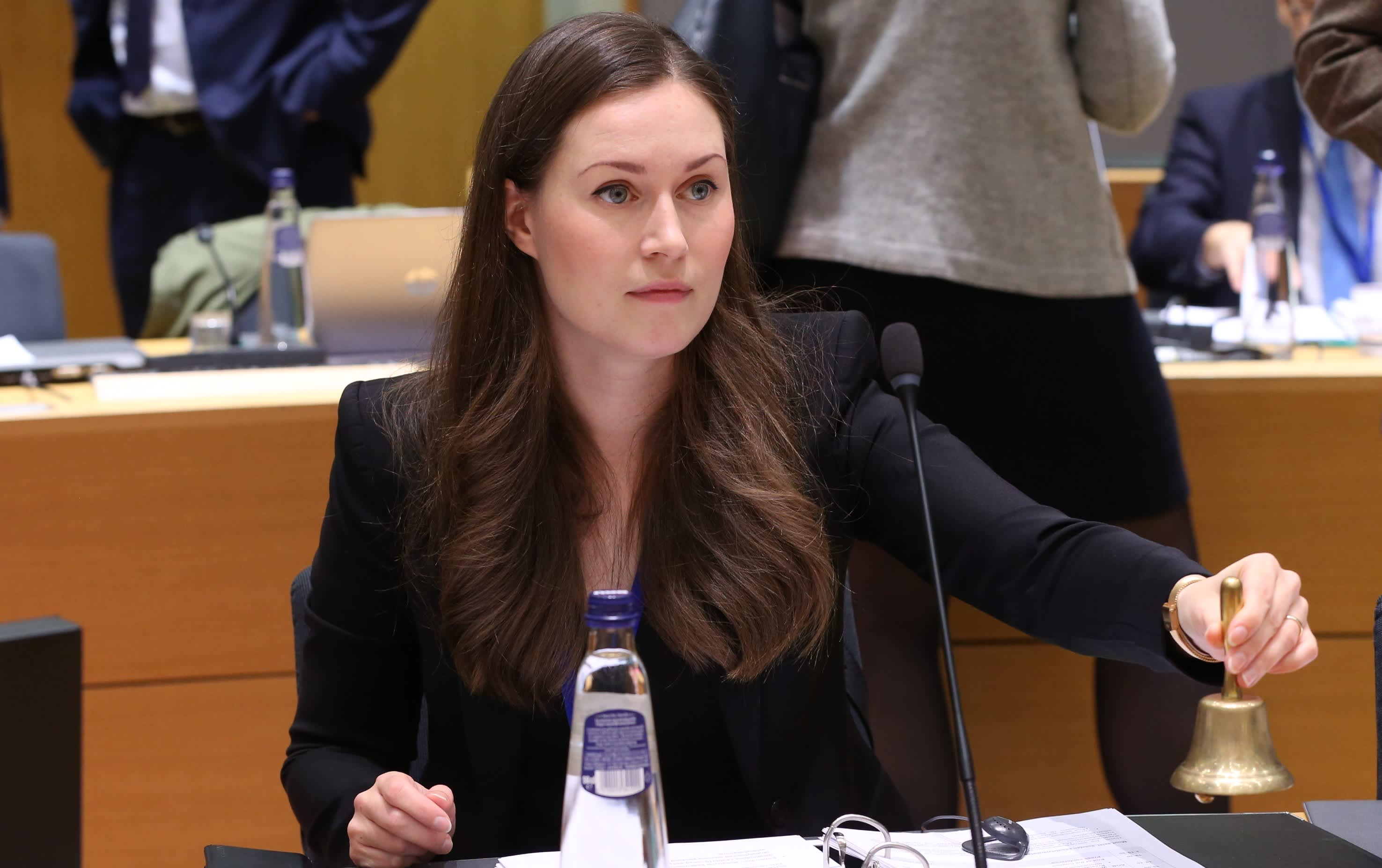 Finland's Sanna Marin set to become the world's youngest prime minister at 34