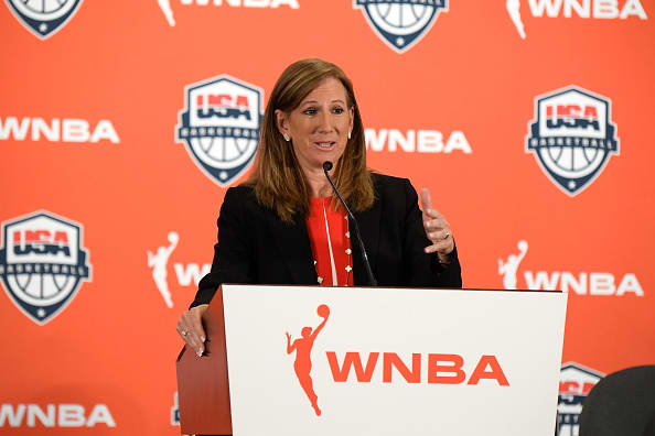 McDonald's adds WNBA commissioner to board