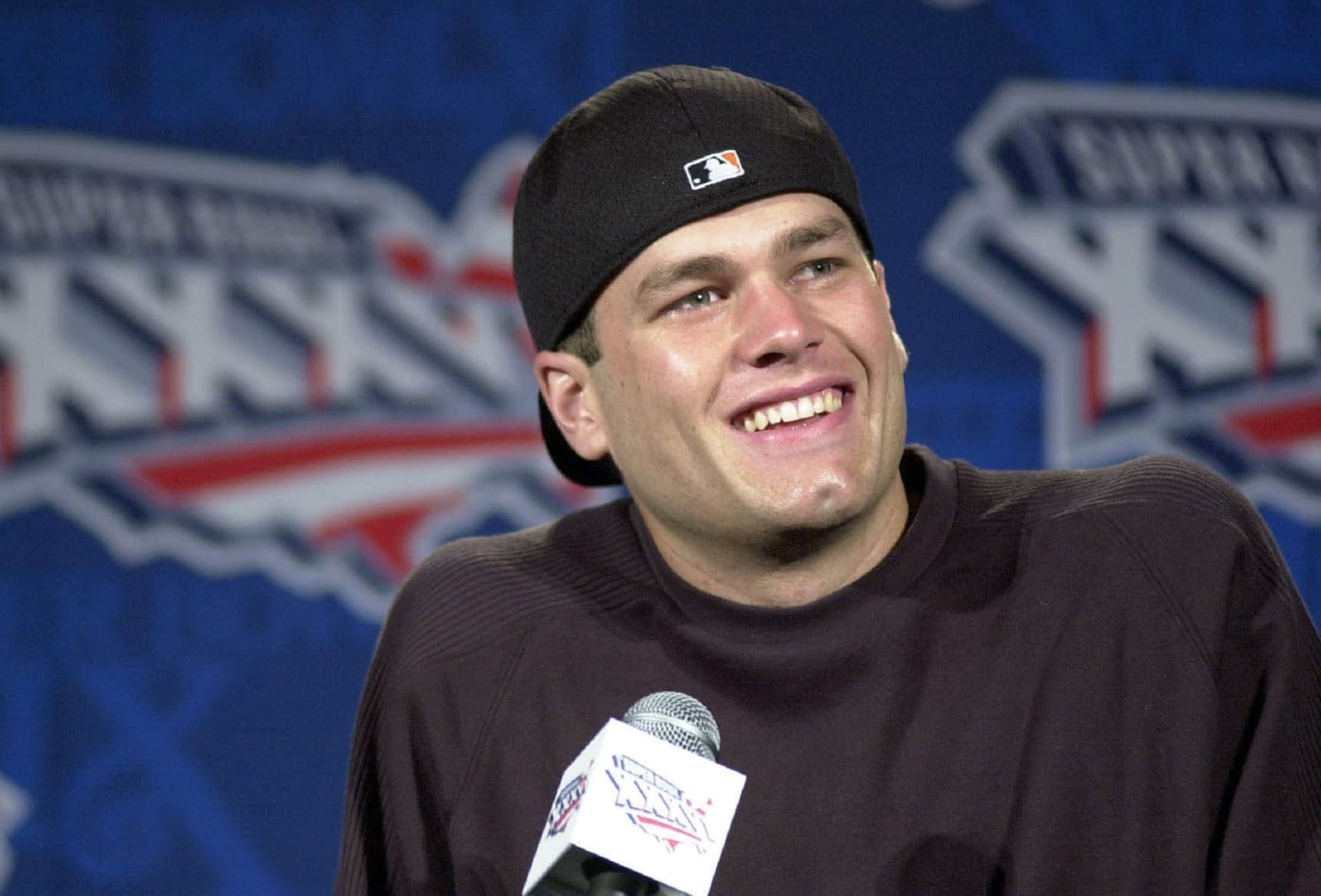 See Tom Brady in his first sit down interview as an NFL rookie—he talks sitting the bench