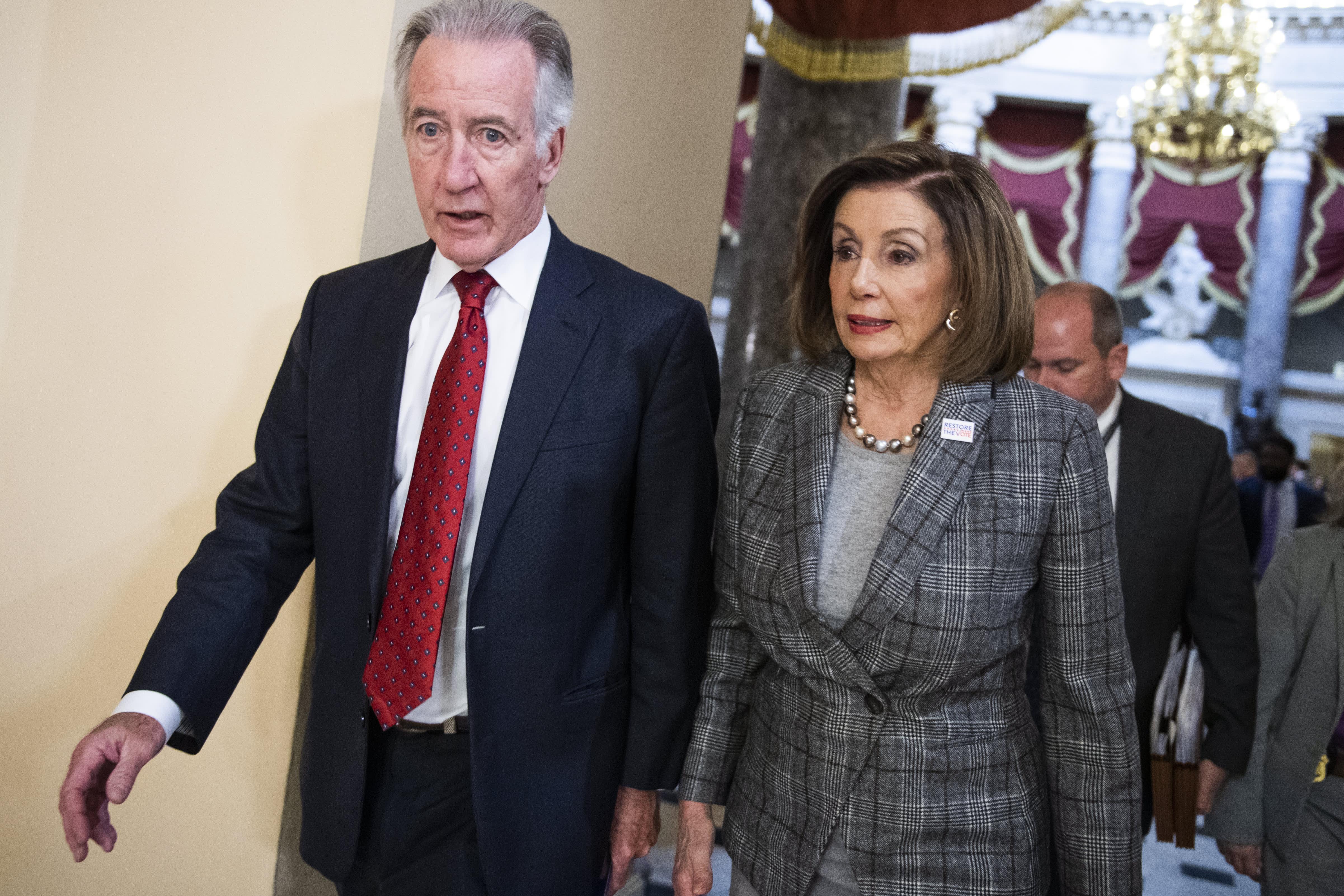 Democrats and the Trump administration near a tentative North American trade deal