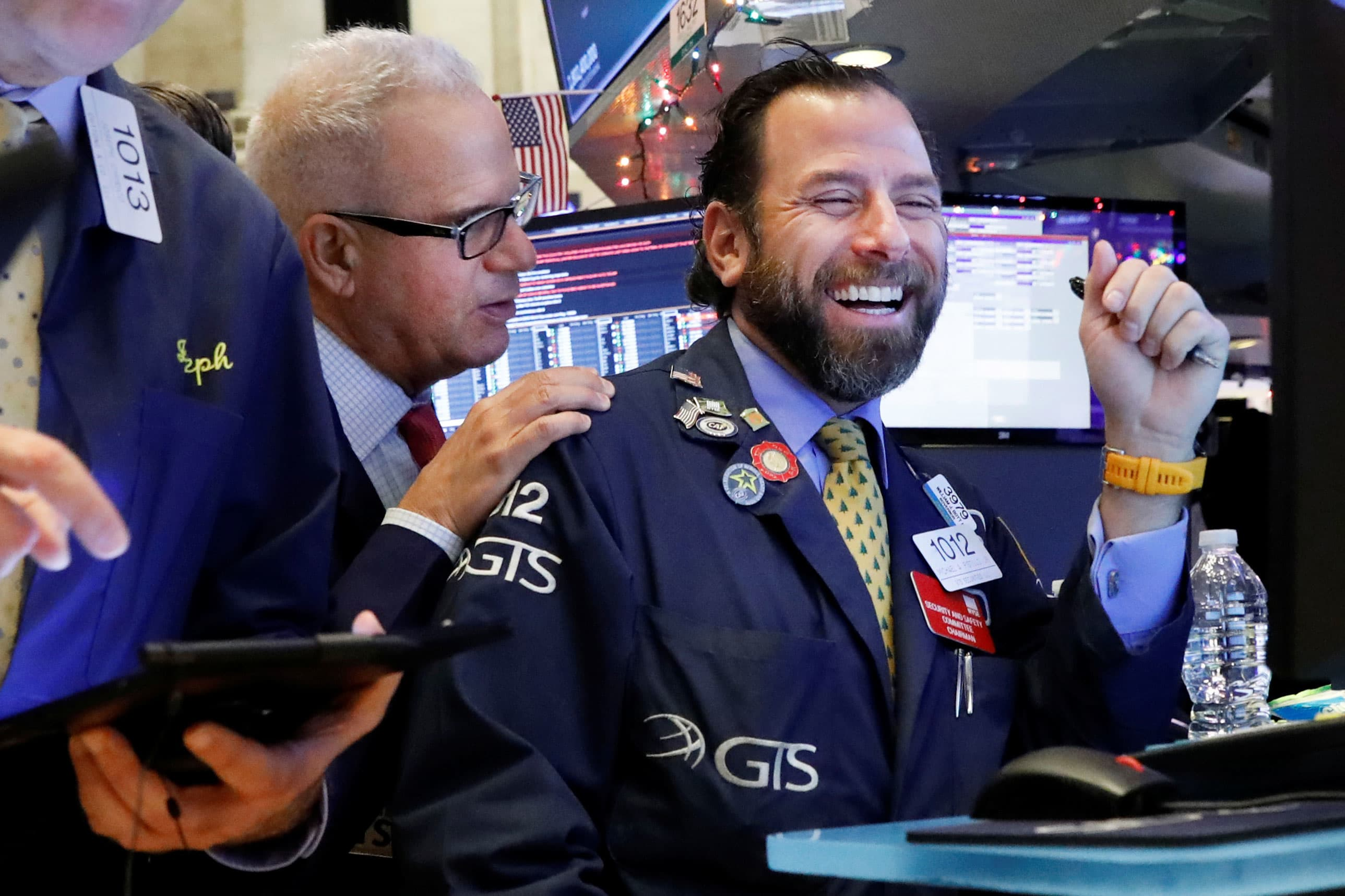 Stock market live updates: Dow up 900, Nasdaq rises more than 3.5%, bottom in? - CNBC 3