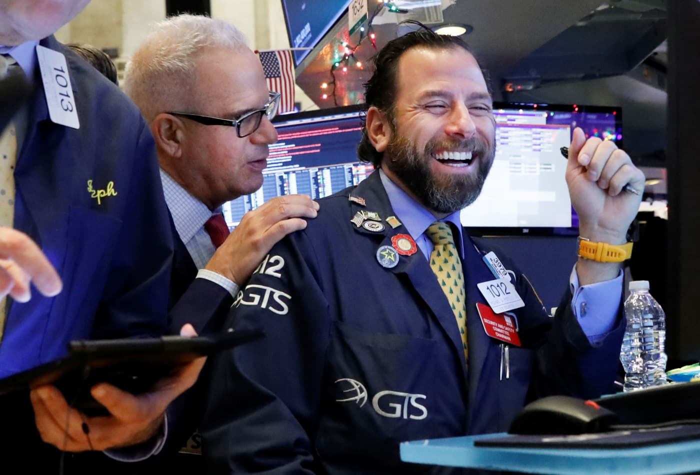 This is the greatest 50-day rally in the history of the S&P 500