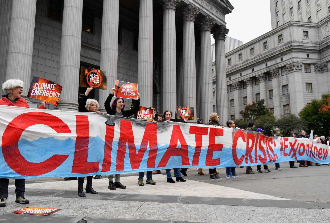 Exxon found not guilty in New York climate-change securities fraud trial, ending 4-year saga