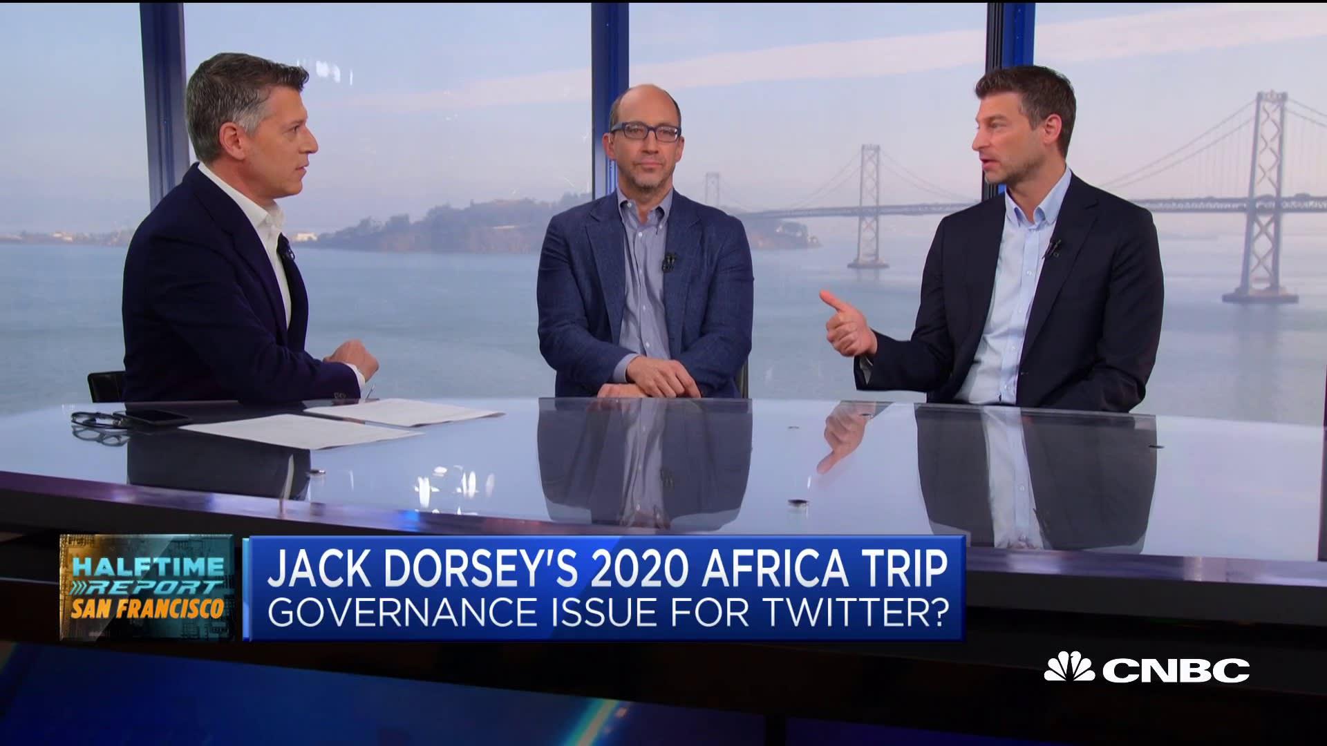 Jack Dorsey Follows Tech Companies Investors In Africa Interest