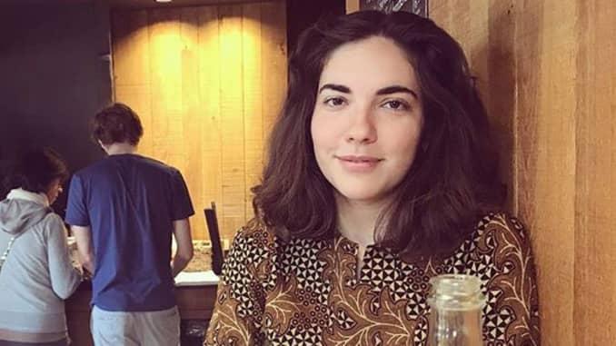 ONE TIME USE: Annie Nova in restaurant