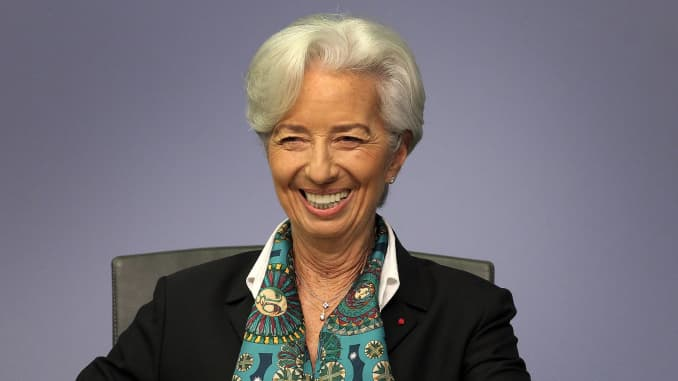 GP: Christine Lagarde 191212