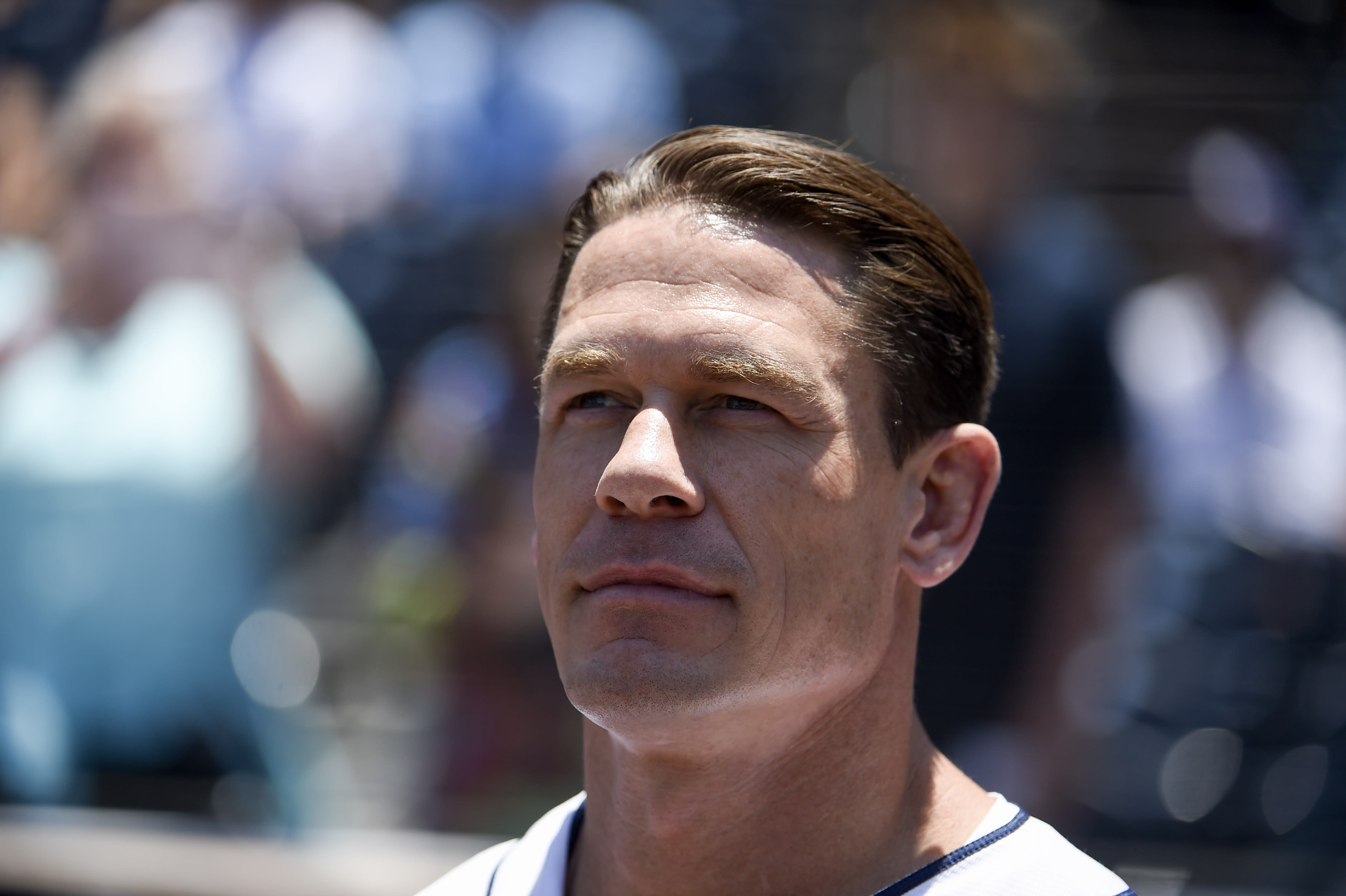 From Vanilla Ice 'wannabe' to Mr. positivity: John Cena says staying authentic is key to his success