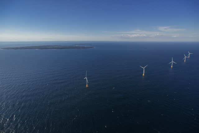 US has only one offshore wind energy farm, but a $70 billion power generation market is on the way