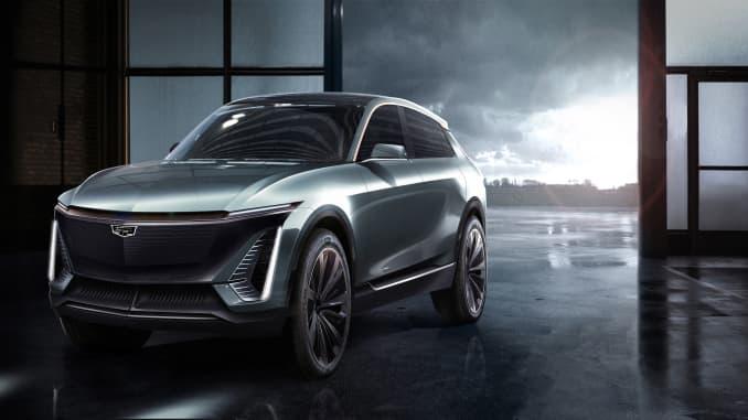 h/O: Cadillac EV