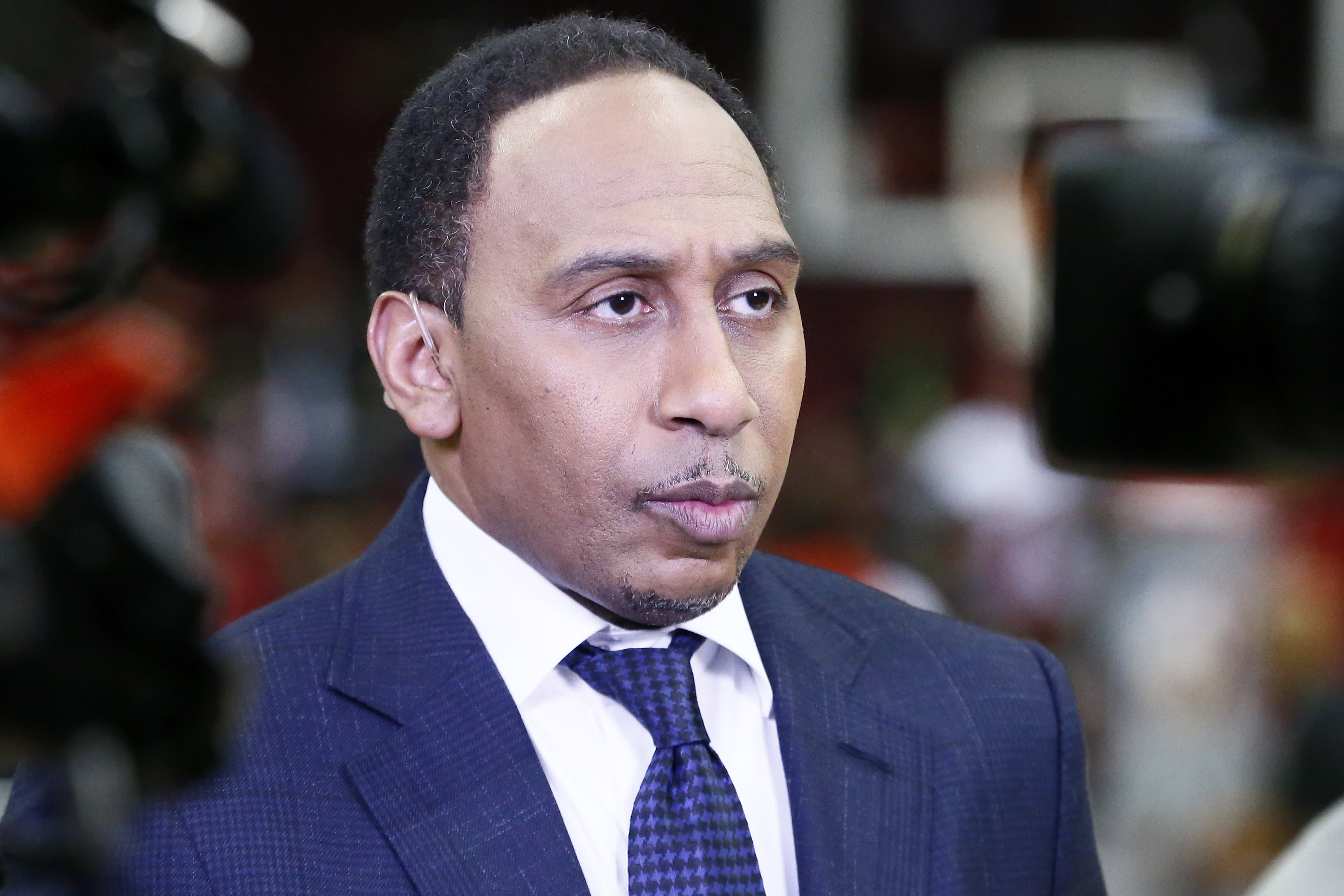 ESPN's Stephen A. Smith, who makes $8 million a year, reveals his dogmatic work ethic and uncompromising view of authority