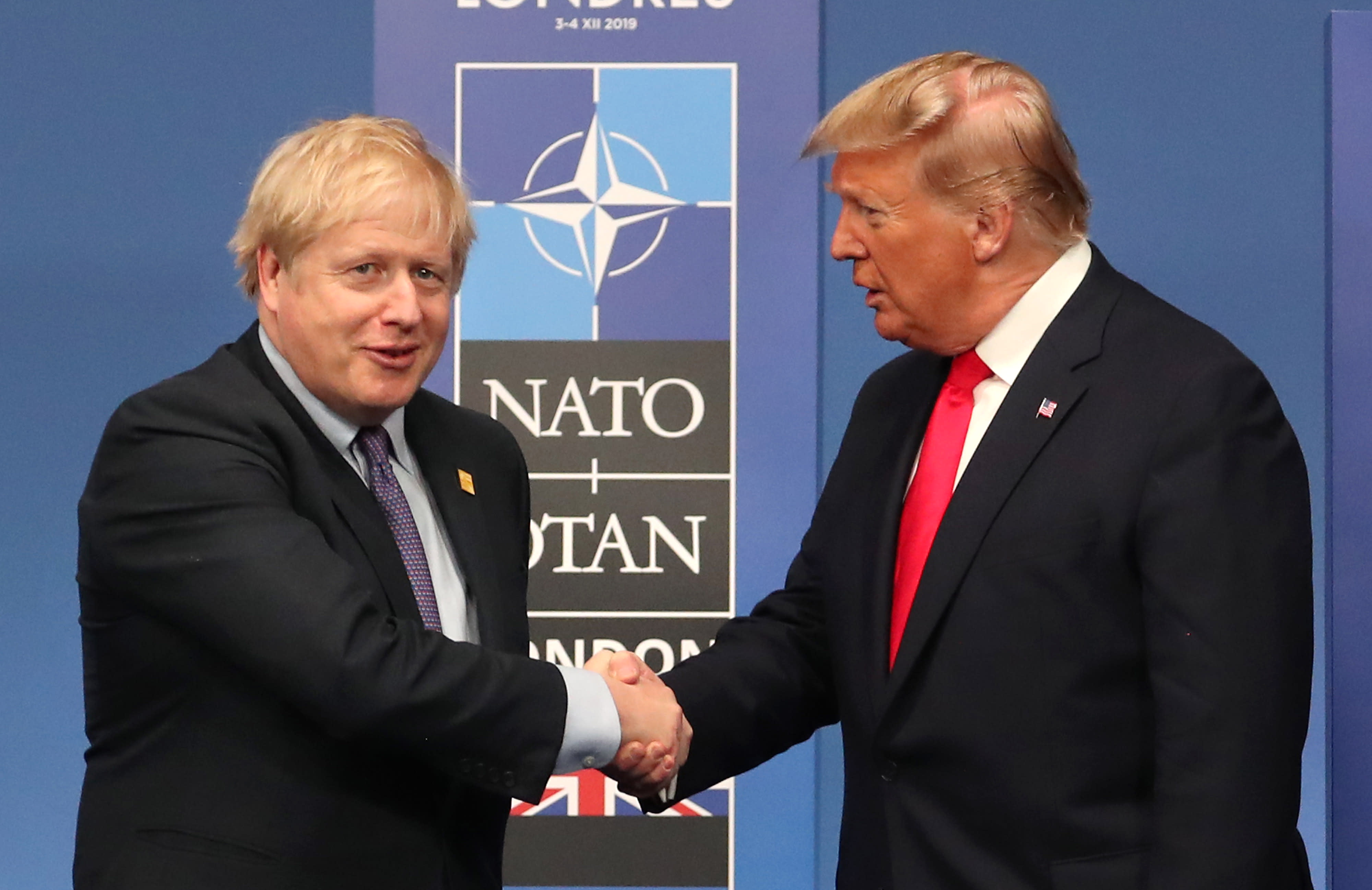 'Celebrate Boris!': Trump lauds Johnson's UK election victory, hints at a 'massive' trade deal