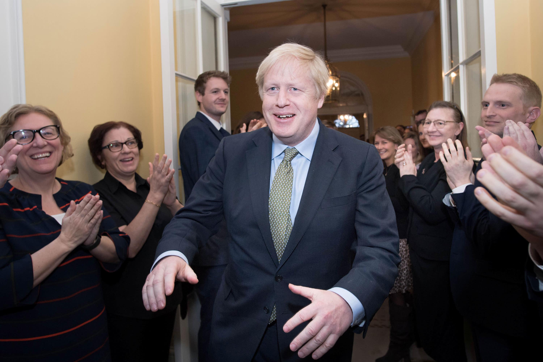 Boris Johnson's Brexit bill set to be passed through UK Parliament