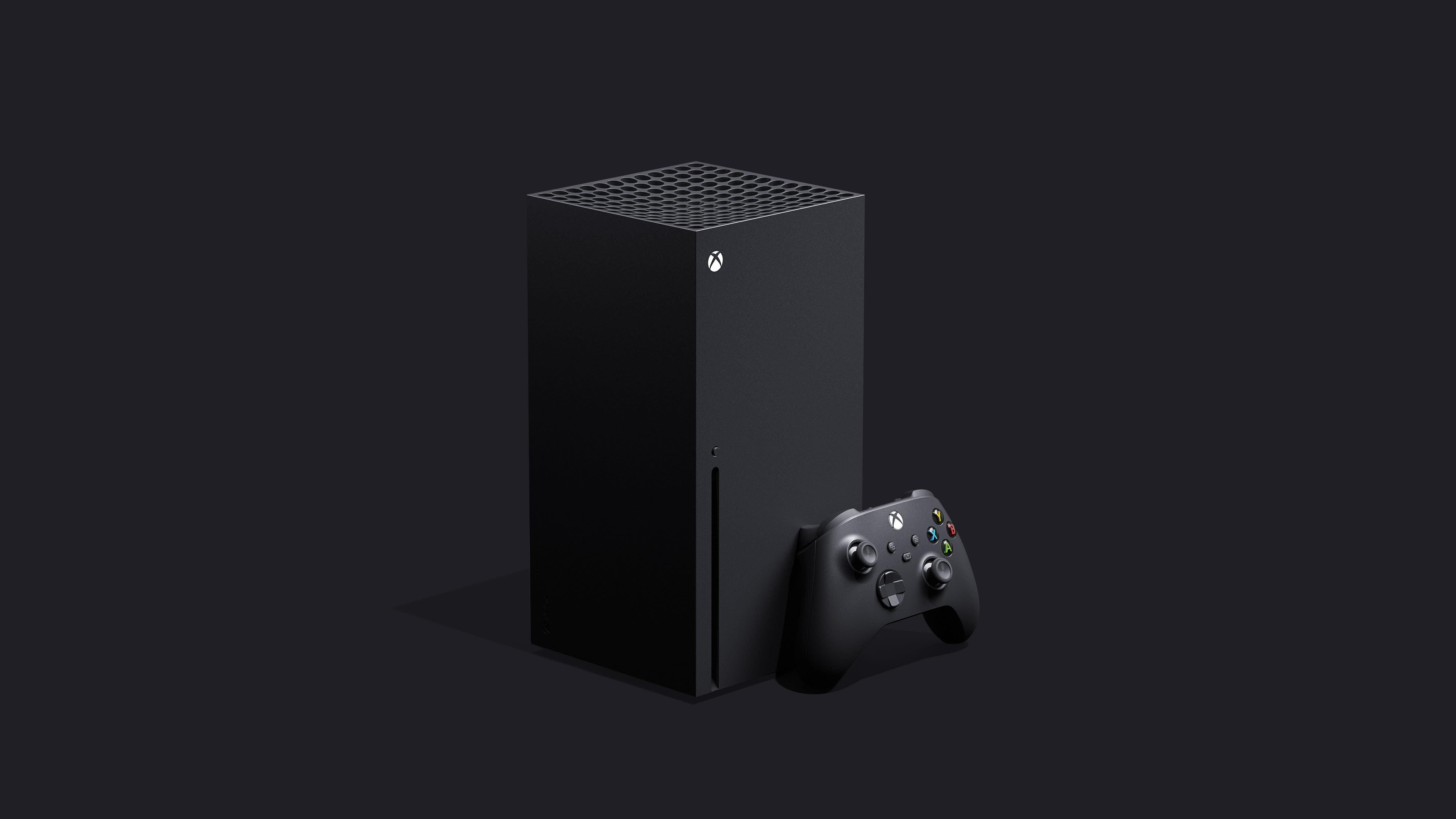 Microsoft Unveils Its Next Gen Xbox Series X Console